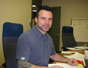 Bruno Charrois,  vice-président provincial, région Abitibi-Témiscamingue