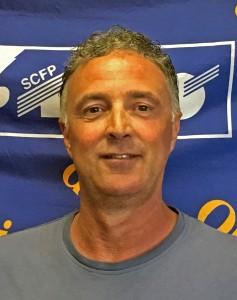 Sylvain Clermont, vice-président provincial, région St-Laurent