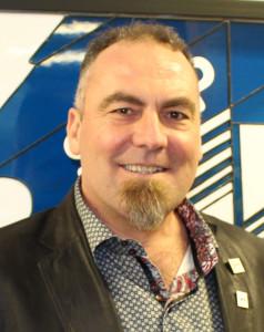 Stéphane Michaud, Président provincial